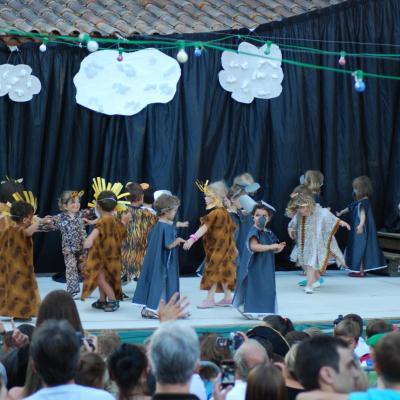 Les TPS/PS et le Roi Lion