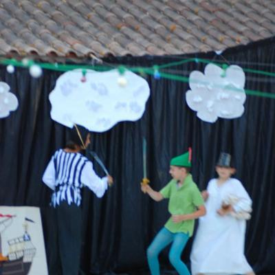 Peter Pan et les CM1/CM2