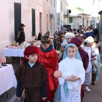 Défilé & Messe de Noël 2010