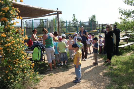 Sortie des Maternelles 2011