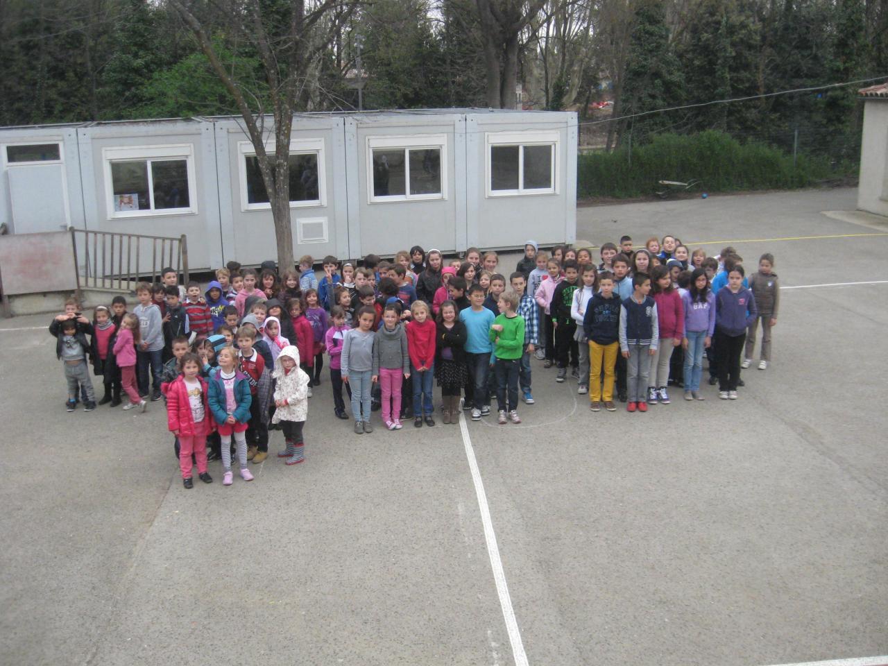 100 élèves