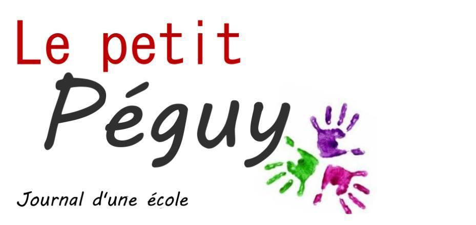 Journal d'école le Petit Péguy